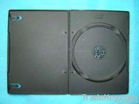CASE  dvd case  dvd box   dvd  cover   7mm  single  black