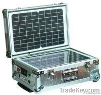 portable solar power system/solar power system