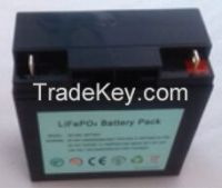 12v Golf Trolley LiFePO4 Battery