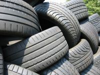 used tires from Germany