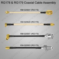 Electrical Jumper Cables (RG178 / RG179)