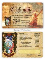 PVC Card / VIP Card/Membership Card/Barcode card