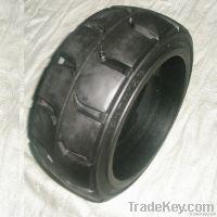 Press on solid tyre TR 10X4X6 1/2 13 1/2X7 1/2X8 18X6X12 1/8