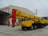 Used TADNO 55ton Truck Crane