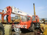 Used 30ton TADANO Rough Terrain Crane