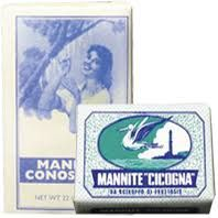 Best Selling Mannite Cicogna Sawn and Blue Lady