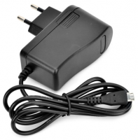 Portable travel adapter ac dc adapter quick charging 12v dc