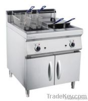 Luxury Floor Type Electric Fryer With Cabinet FT-885