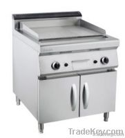 Luxury Floor Type Gas Griddle with cabinet FT-886A