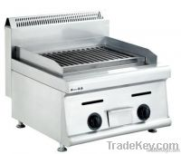 Luxury Countertop Gas Lava Rock Grill OP-689A