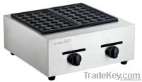 Gas Fish Ball Grill FB-002A