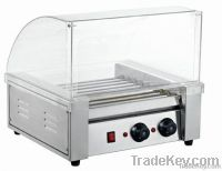 Hot-Dog Roller with Cover OP-009B