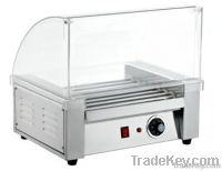 Hot-Dog Roller with Cover OP-007B