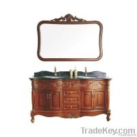 Chinese Antique Bathroom Cabinet (OP-W1238-160)