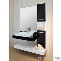 Fashionable Wooden Bathroom Cabinet (OP-W190-IX)