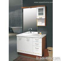 Wooden Free Standing Bathroom Cabinet (OP-W1105)