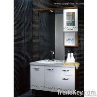 White Wall Mounted Bathroom Cabinet (OP-W1105-IIX)