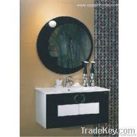 Block Board Bathroom Cabinet (OP-W1111)