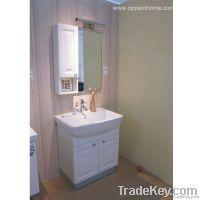 White Bathroom Cabinet (OP-W1158-75)