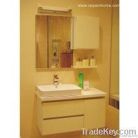 White Bathroom Cabinet (OP-W1160-100)