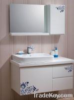 Oppein Bathroom Cabinet (OP-W1162-100W)