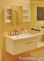 White Bathroom Cabinet (OP-W1181-100)