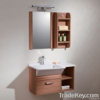 Composite Solid Board Bathroom Cabinet (OP-W1186-85)