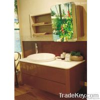 Lacquer Bathroom Cabinets (OP-W1230-120)