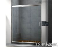 Push Pull Door Shower Room