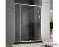 Sliding Door Shower Room