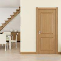 Yellow Oak Veneers Wood  Door