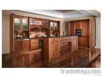 Antique Plywood Kitchen Cabinet