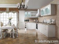 Oriental Paris Kitchen Cabinet