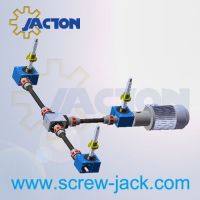 heavy duty lifting platform, heavy load lifting platform, 4 jack system manufacturers and suppliers