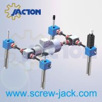 build system for elevations with screws jack, worm gear lift table, synchronized jack systems manufacturers and suppliers