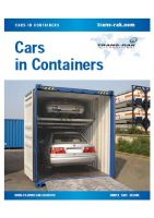 2 New ISO Shipping Containers, perfect for Auto Transport