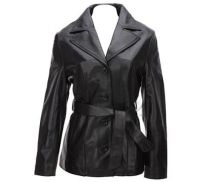 Women Leather Jackets & Coats # 111-205