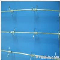 Galvanized Barbed Wires