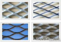 Expanded Steel Sheet