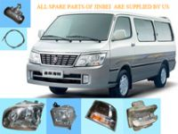 ALL KINDS OF SPARE PARTS OF JINBEI HIACE/ TOYOTA
