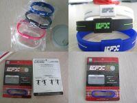 EFX silicone power balance bracelet