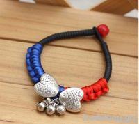 handmade  fish bracelet