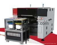Odd-form components insertion machine