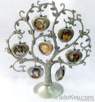 Metal Photo Frame Tree