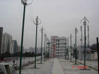 wind solar hybrid LED streetlight system
