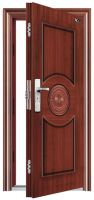 high quality and low price steel security door