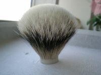 badger hair shaving brush knots