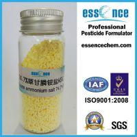 Glyphosate IPA 41%SL, 48%SL, Glyphosate ammonium 74.7%SG(WSG)