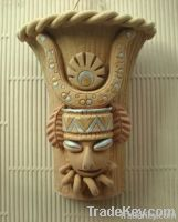 pottery craft ceramic gift women vase