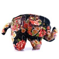 Elephant Purse Ethnic Bag Wallet
